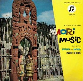 Maori Front Cover