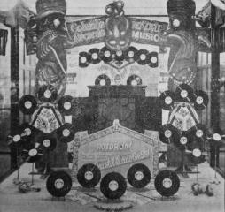 Messrs, Bristol Piano Co Ltd., Princess St., Dunedin