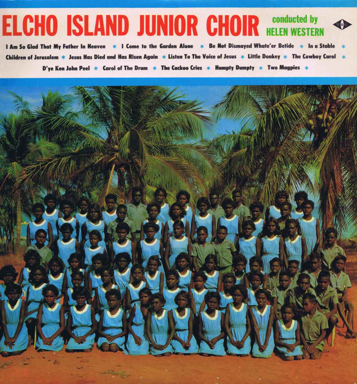 Elcho Island Junior Choir